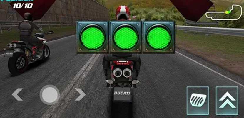 Real Motor Gp Racing