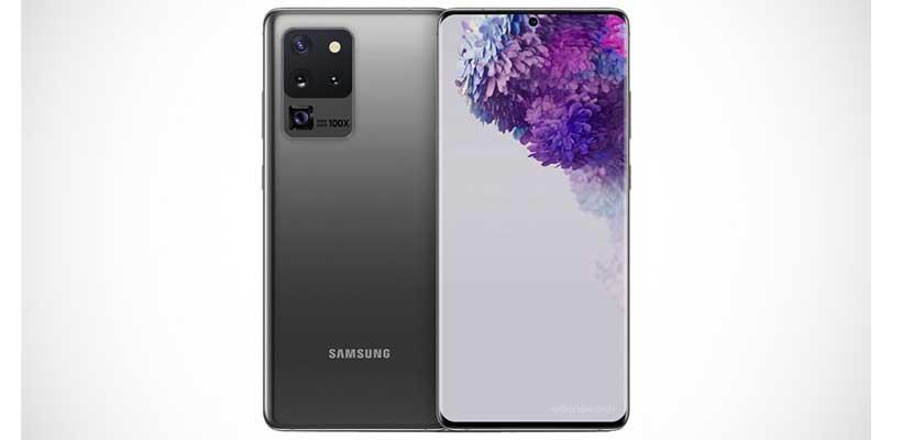 Samsung Galaxy S20 Ultra 5G 1