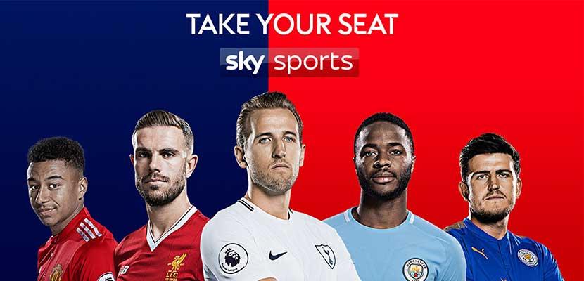 Sky Sports Live Football