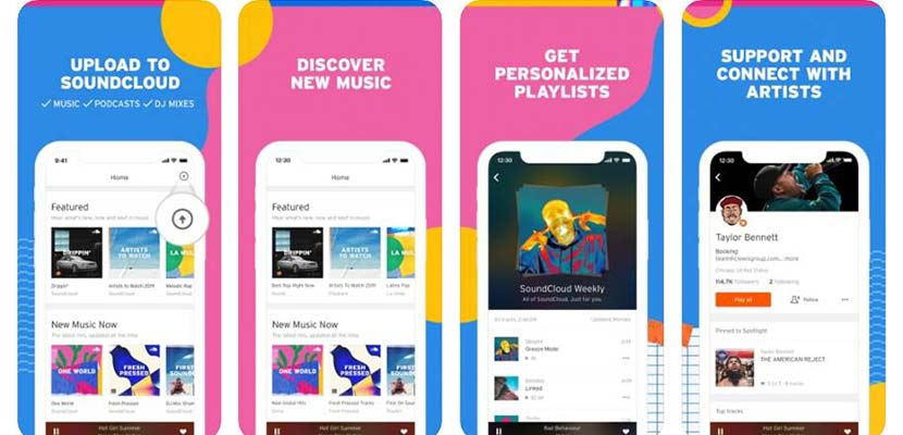 SoundCloud – Music Audio