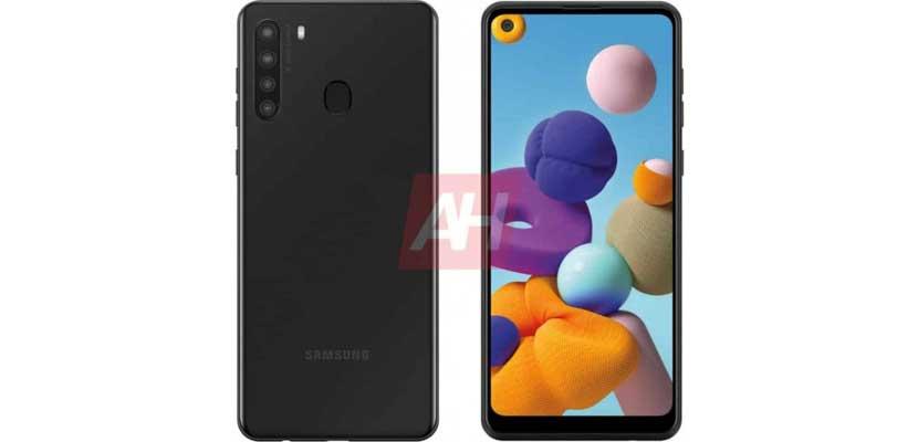 Spesifikasi Samsung Galaxy A21