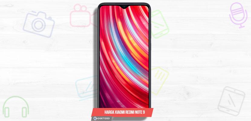Spesifikasi dan Harga Xiaomi Redmi Note 9