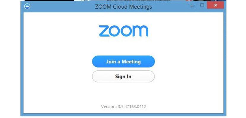 Tekan Join Meeting