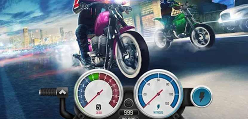 Top Bike Racing Moto Drag