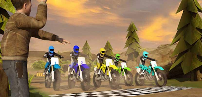 Trial Xtreme Dirt Bike Racing Games Mad Bike Race