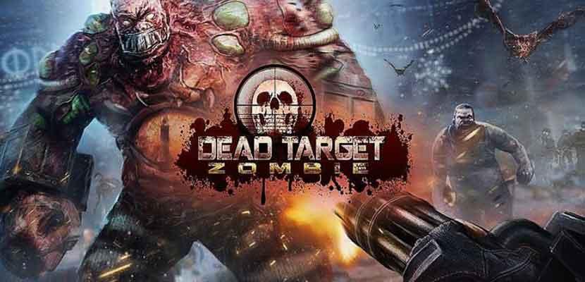1. DEAD TARGET ZOMBIE PLAGUE