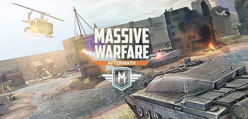 10. Massive Warfare Aftermath
