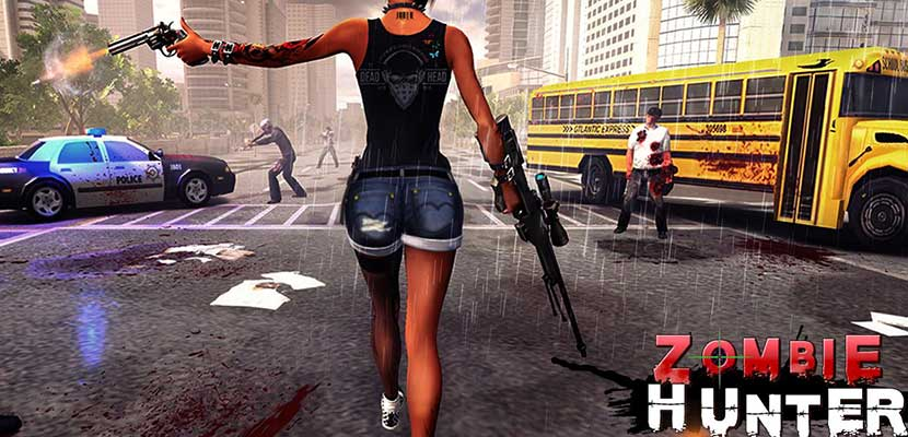 10. Zombie Hunter Snipper