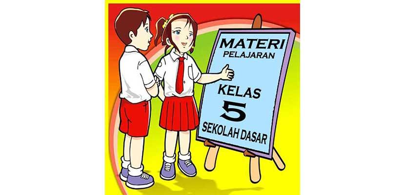 11. Materi Kelas 5 SD