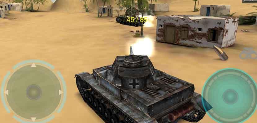 11. War World Tank 2