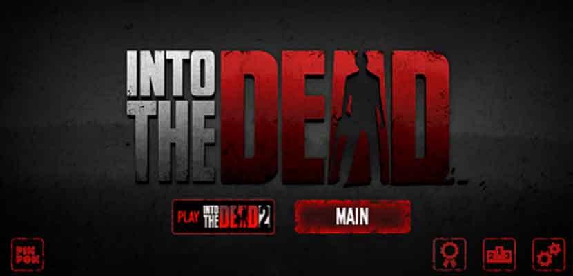 12. Into the Dead