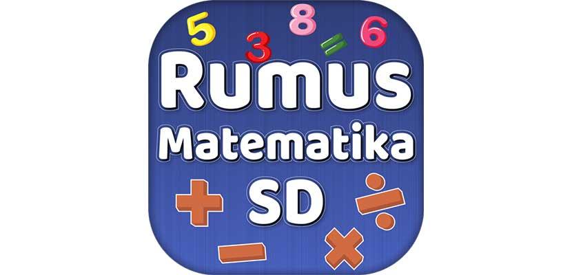 12. Rumus Matematika SD Kelas 1 6