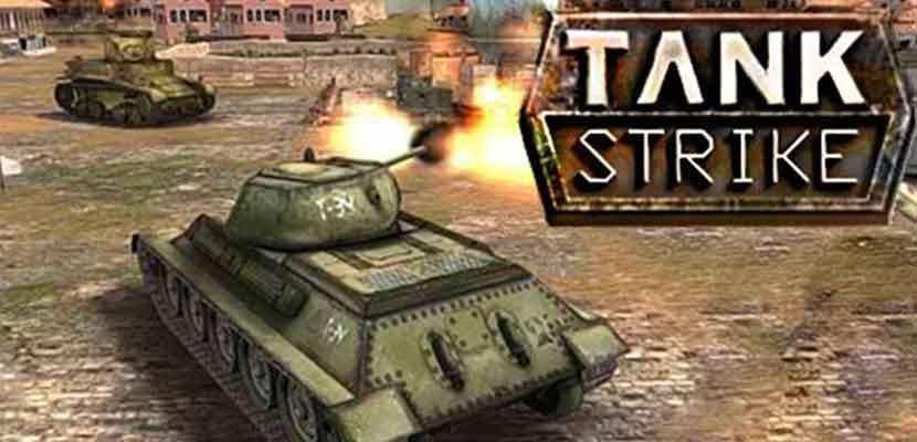 12. Tank Strike 3D War Machines
