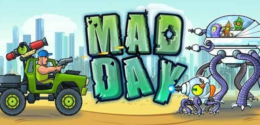 14. Mad Day Truck Distance Game