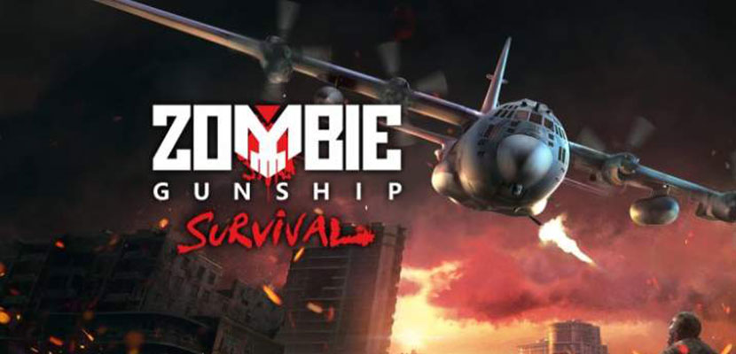 14. Zombie Gunship Survival