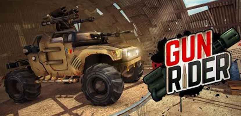 15. Gun Rider Racing Shooter