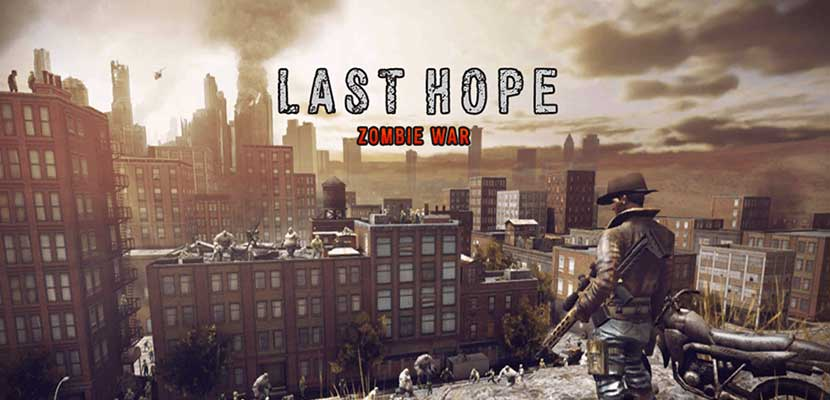 15. Last Hope Sniper Zombie War
