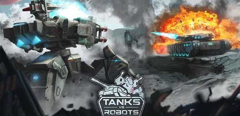 16. Tank VS Robot