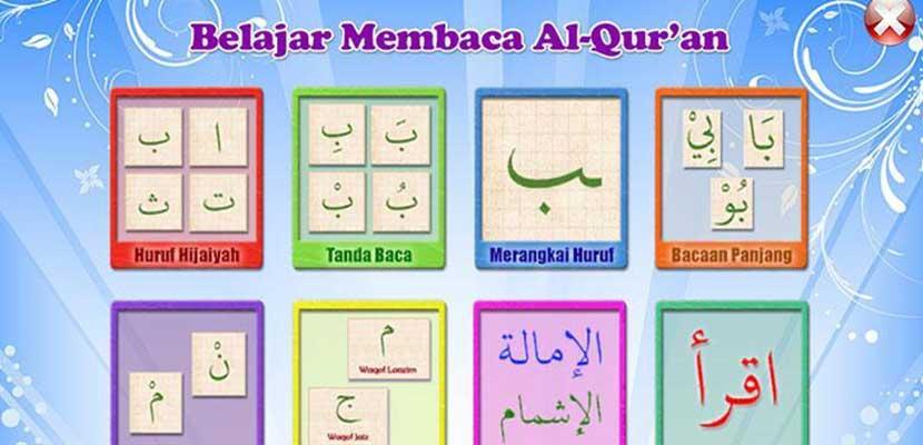 18. IQRO Belajar Membaca Al Quran