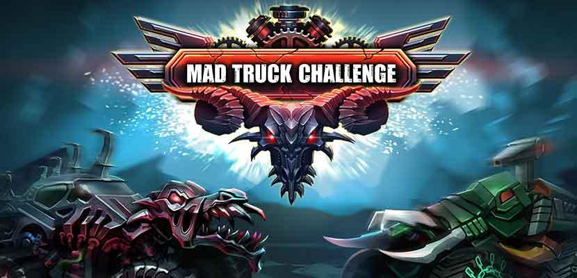 18. Mad Truck Challenge