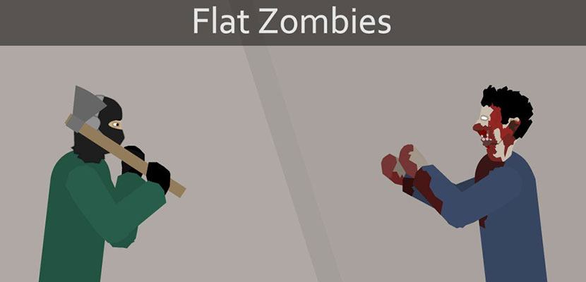 19. Flat Zombies Defense Cleanup