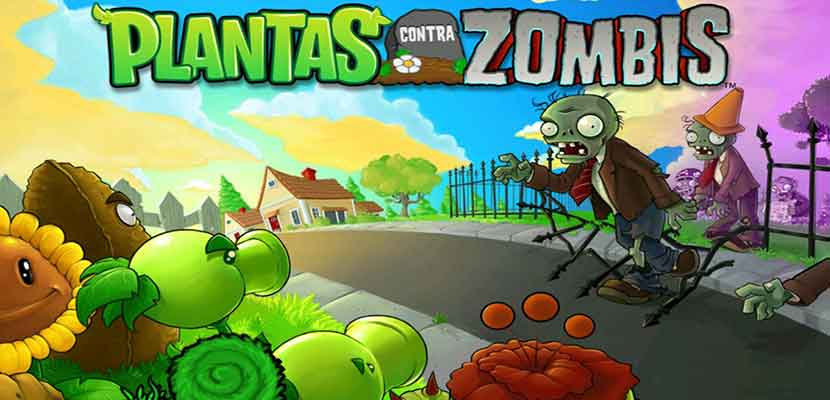 2. Plants Vs Zombies FREE