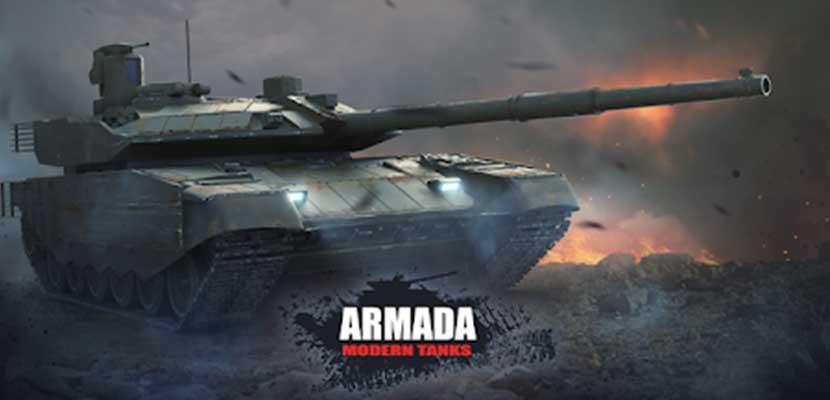 20. Armada Modern Tanks