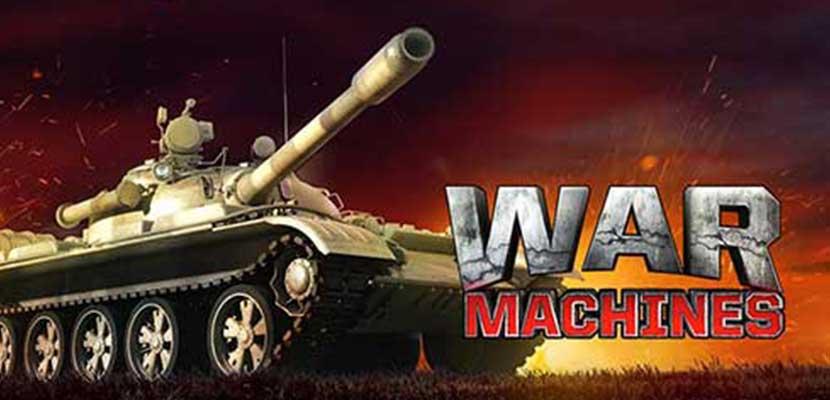 21. War Machines