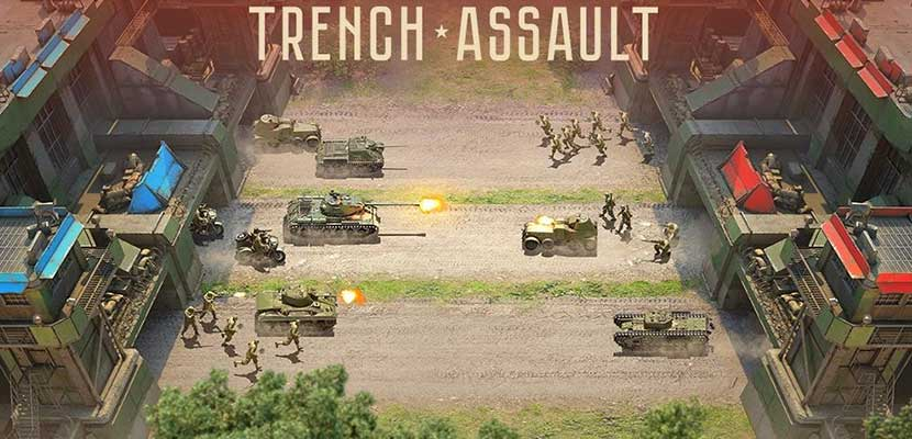 22. Trench Assault