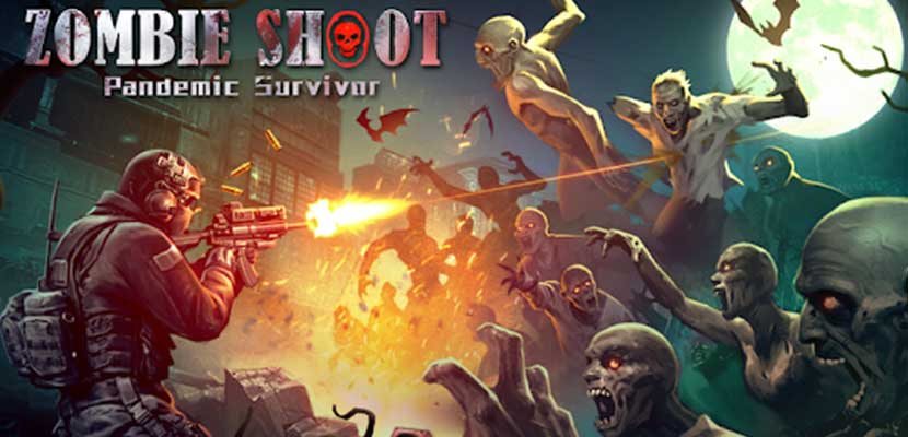 22. Zombie Shooter Survive the undead outbreak