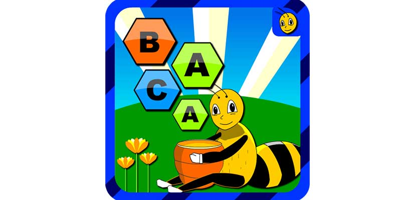 23. Bee Belajar Membaca