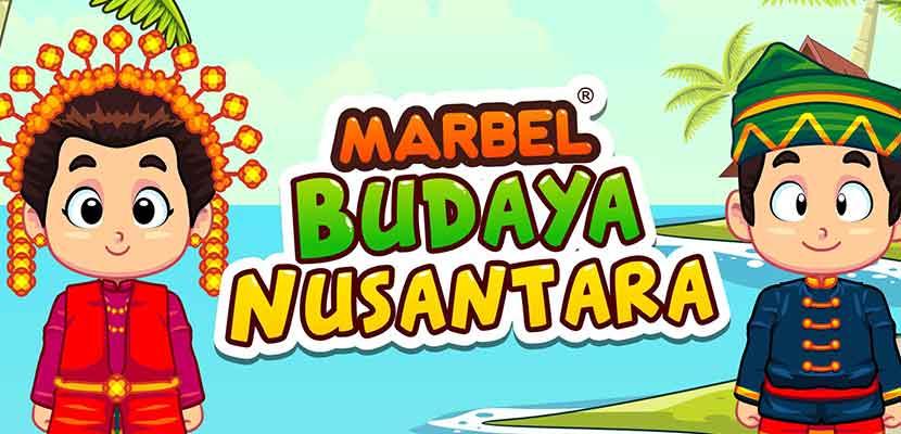 23. Marbel Belajar Budaya Nusantara