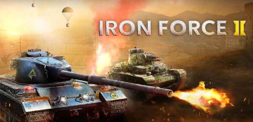 24. Iron Force 2