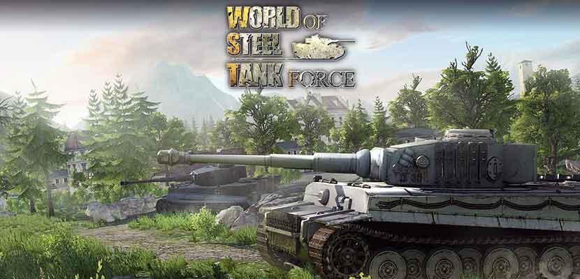 25. World of Steel Tank Force
