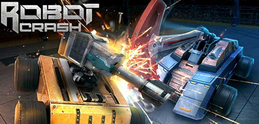 3. Robot Crash Fight