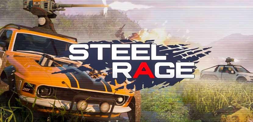 4. Steel Rage Mech Cars