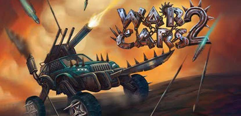 7. War Cars Epic Blaze Zone