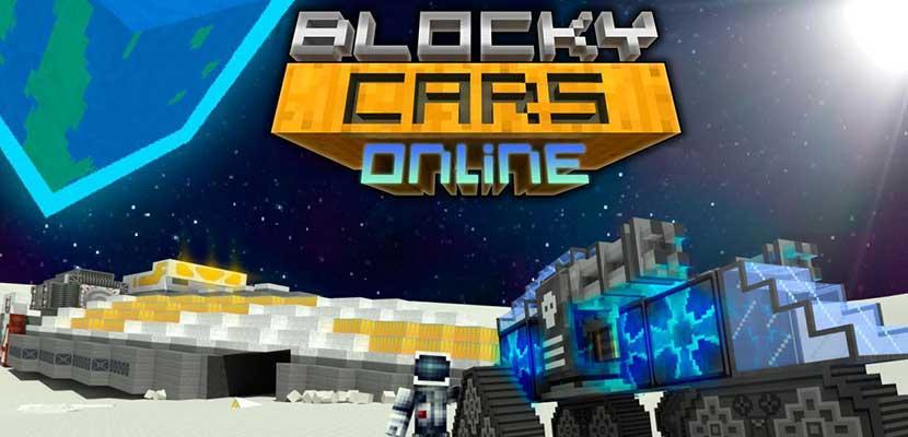 8. Blocky Cars