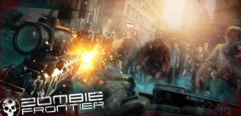 9. Zombie Frontier