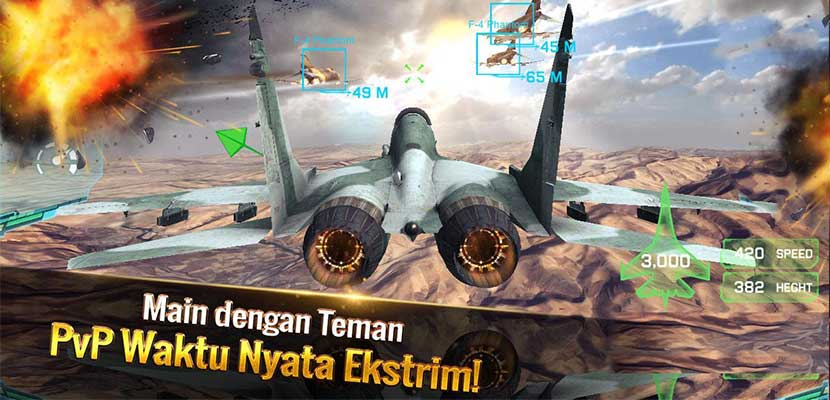 ACE Pesawat Tempur