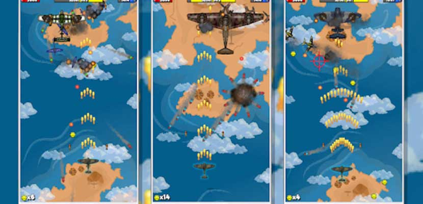Aircraft Wargame 3