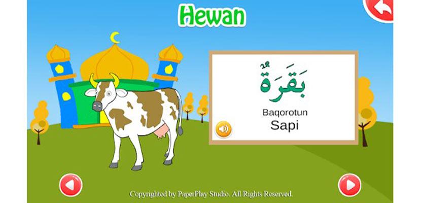 Belajar Hijaiyah Bahasa Arab