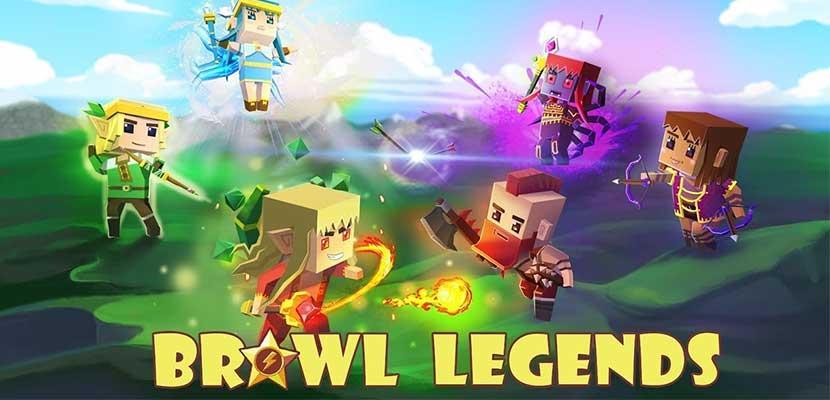 Brawl Legends.io