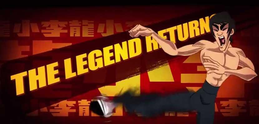 Bruce Lee Enter The Game