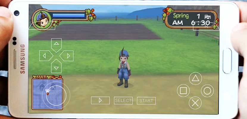 15 cara main game ps2 di android 2020