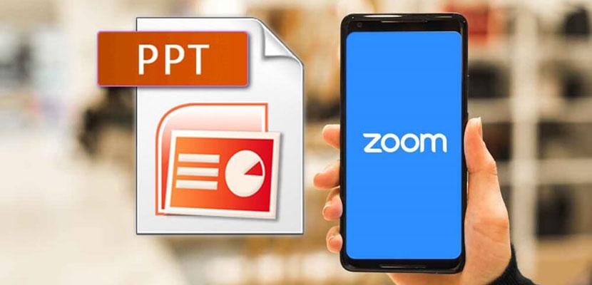 Cara Menampilkan PPT di Aplikasi Zoom Terbaru