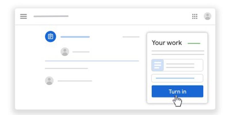 Cara Mengirim Jawaban Lewat Google Classroom