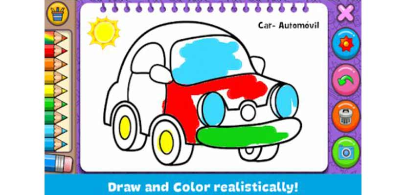 Coloring Learn