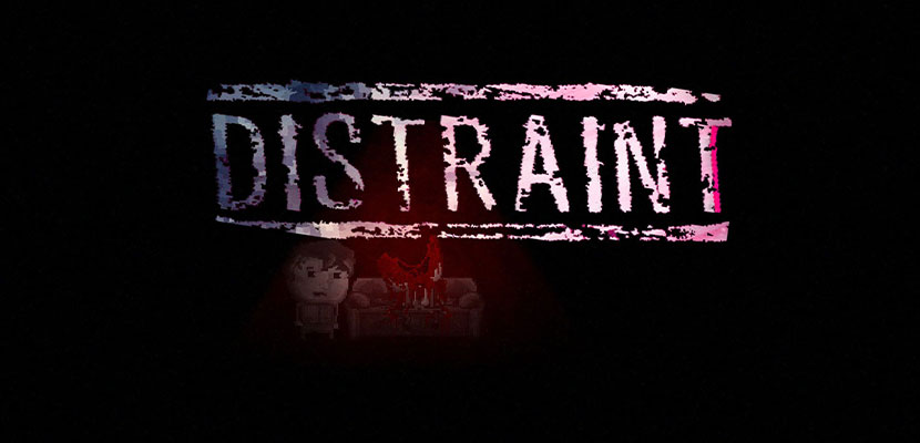 DISTRAINT Pocket Pixel Horror