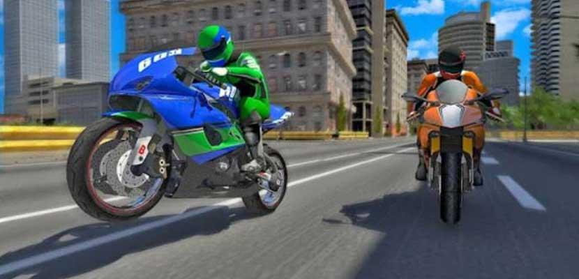 Drag Bike Racer